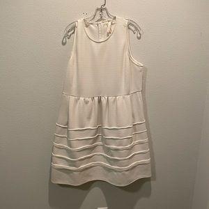 Kristin Miles White Dress